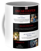 21st Birthday Venue Melbourne Coffee Mug