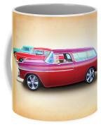 3 - 1955 Chevy's Coffee Mug