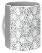 Background Of Geometric Shapes Coffee Mug