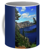 Crater Lake Oregon Coffee Mug