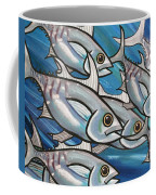 3 Fish Coffee Mug
