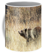 Grizzly Bear Coffee Mug by Michael Chatt