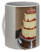 3 Layer Wedding Cake Coffee Mug