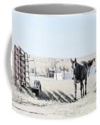 3 Mules Coffee Mug