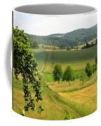 Photograph Of A Field In Germany Coffee Mug