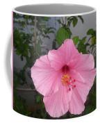 Pink Hibiscus Coffee Mug