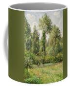 Poplars  Eragny  Coffee Mug