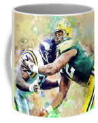 Reggie White. Green Bay Packers. Coffee Mug