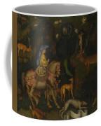 The Vision Of Saint Eustace  Coffee Mug