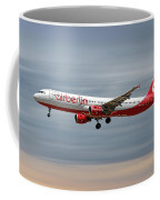 Air Berlin Airbus A321-211 Coffee Mug