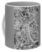 Cologne Germany City Map Coffee Mug