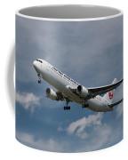 Japan Airlines Boeing 767-346 Coffee Mug