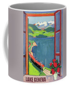 Lake Geneva Coffee Mug