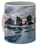 Motukiekie Beach - New Zealand Coffee Mug
