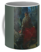 Oil Painting Coffee Mug
