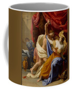 The Rape Of Tamar  Coffee Mug