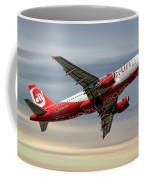 Air Berlin Airbus A319-112 Coffee Mug