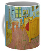 Bedroom In Arles Coffee Mug