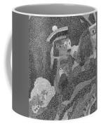 Detail From Sgt. Pepper's Mug Head Coffee Mug