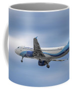 Interjet Airbus A320-214 Coffee Mug