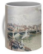 Morning  An Overcast Day  Rouen  Coffee Mug