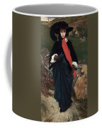 Portrait Of May Sartoris Coffee Mug