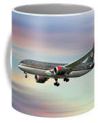 Royal Jordanian Boeing 787-8 Dreamliner Coffee Mug