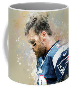 Tom Brady.new England Patriots. Coffee Mug