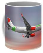 Vivaaerobus Airbus A320-232 Coffee Mug