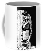 Cowgirl Patriot Coffee Mug