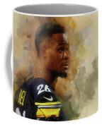 Le'veon Bell.pittsburgh Steelers. Coffee Mug