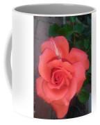 Orange Rose Coffee Mug