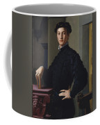 Portrait Of A Young Man  Coffee Mug