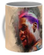 Dennis Rodman Coffee Mug