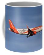 Easyjet Neo Livery Airbus A320-251n Coffee Mug