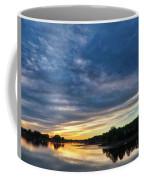 Danvers River Sunset Coffee Mug