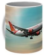 Air India Cargo Airbus A310-304 Coffee Mug