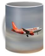Easyjet Unicef Livery Airbus A319-111 Coffee Mug