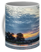 Danvers River Sunset Coffee Mug