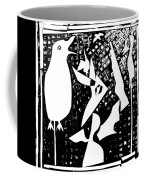 A Bird Hunting Birds 4 Coffee Mug