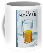 A Bit Of Oj To Start The Day Coffee Mug