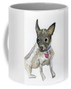A Boston Face Coffee Mug