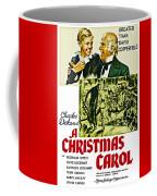 A Christmas Carol Movie Poster 1938 Coffee Mug