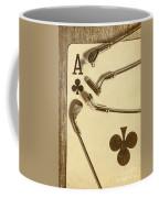A Classic Round Coffee Mug