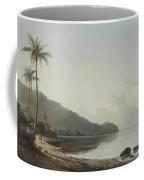 A Creek In Saint Thomas, Antilles, 1856 Coffee Mug