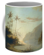 A Creek In St. Thomas Virgin Islands, 1856 Coffee Mug