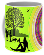 A Day In The Park Coffee Mug