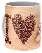 A Fancy Coffee Mug