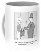 A Federal Crime Coffee Mug