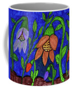 A Flower Garden Coffee Mug